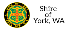 Logo: Shire of York, W.A.